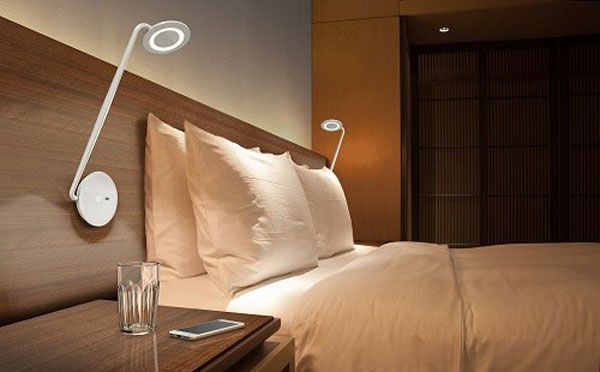 20++ mẫu đèn trang trí phòng ngủ đẹp - hottrend 2021 5