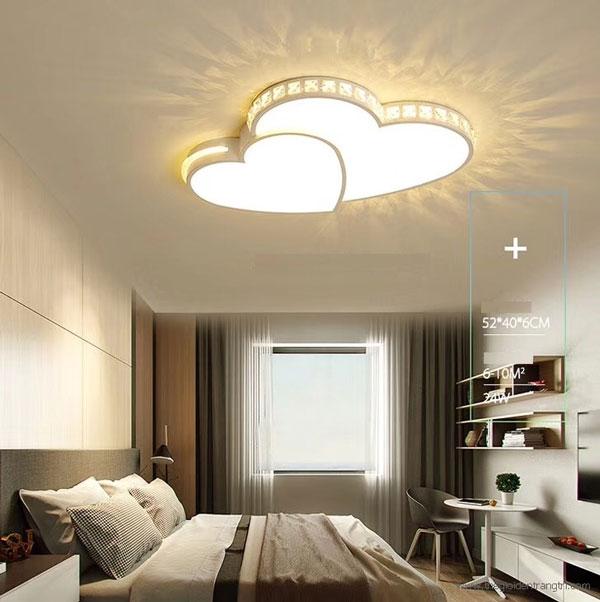 20++ mẫu đèn trang trí phòng ngủ đẹp - hottrend 2021 8