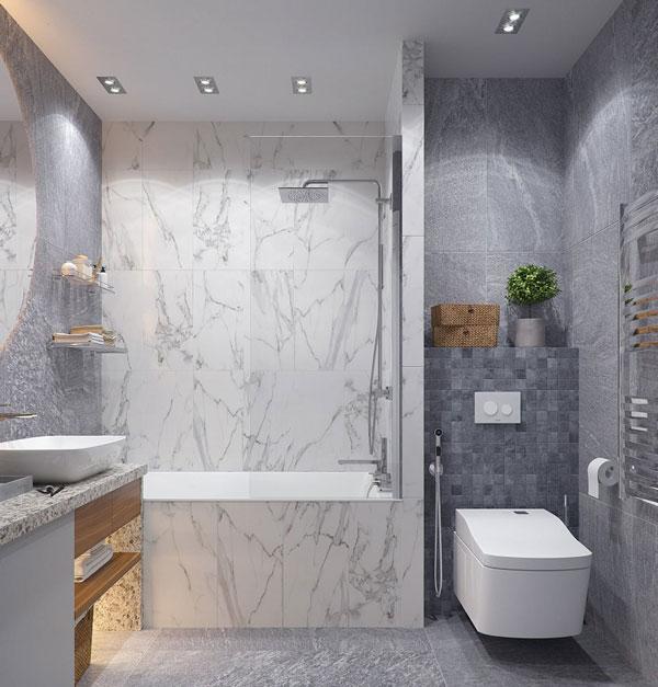 Cập nhật các mẫu thiết kế nhà vệ sinh 5m2 cực đẹp và tiện nghi 4