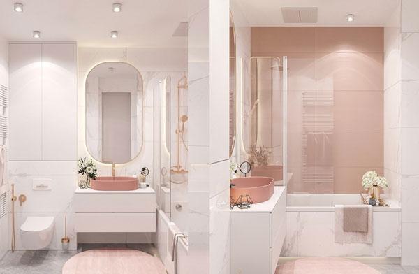 Cập nhật các mẫu thiết kế nhà vệ sinh 5m2 cực đẹp và tiện nghi 5