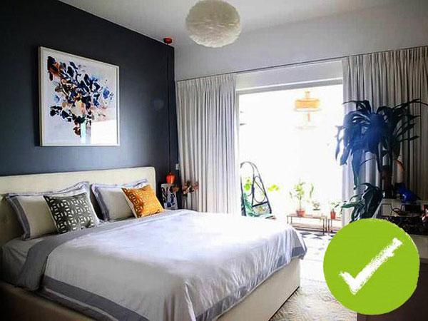 10 yếu tố trong phong thủy phòng ngủ CẦN NẮM RÕ 3
