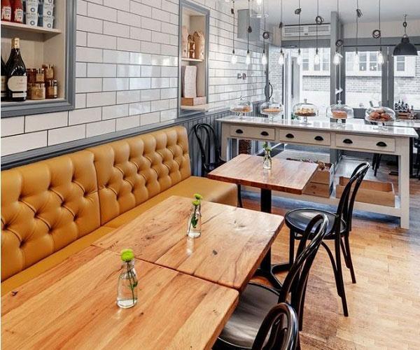 Điểm danh các mẫu gạch ốp tường quán cafe hot hit 2021 5