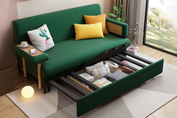 Những mẫu thiết kế nội thất thông minh cho nhà nhỏ đẹp 2021 4